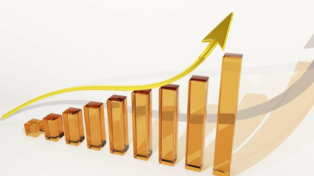 Geld vermehren mit Fondssparplan Chart